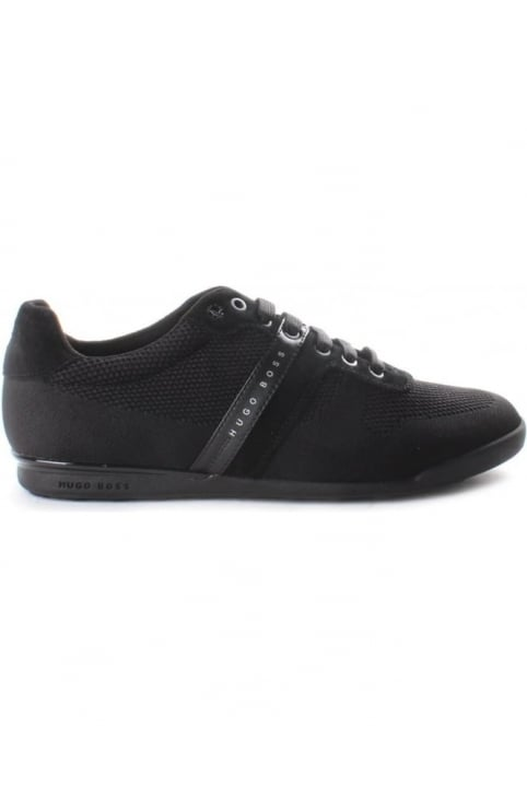 Arkansas Low Top Men's Trainer Black