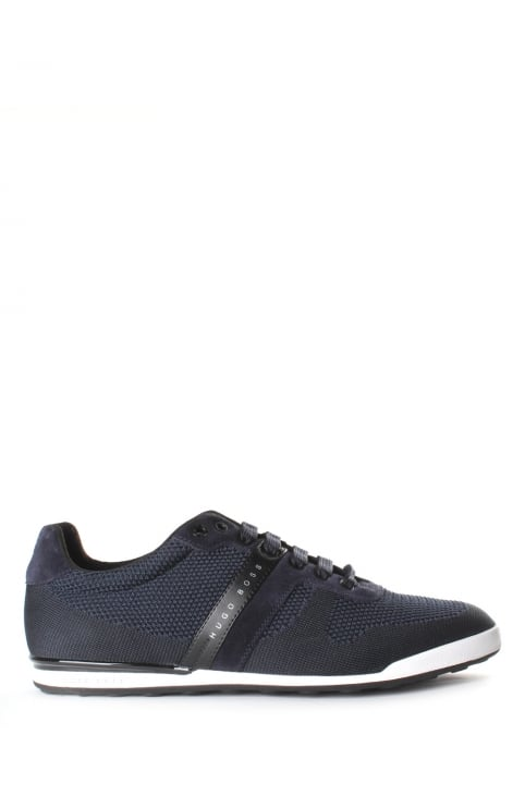 Arkansas Low Top Men's Trainer Dark Blue