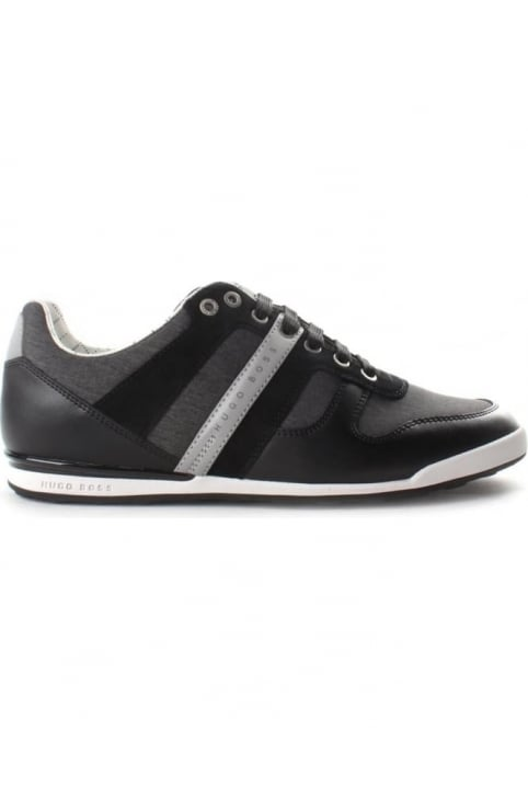 Arkansas Men's Low Trainer Black