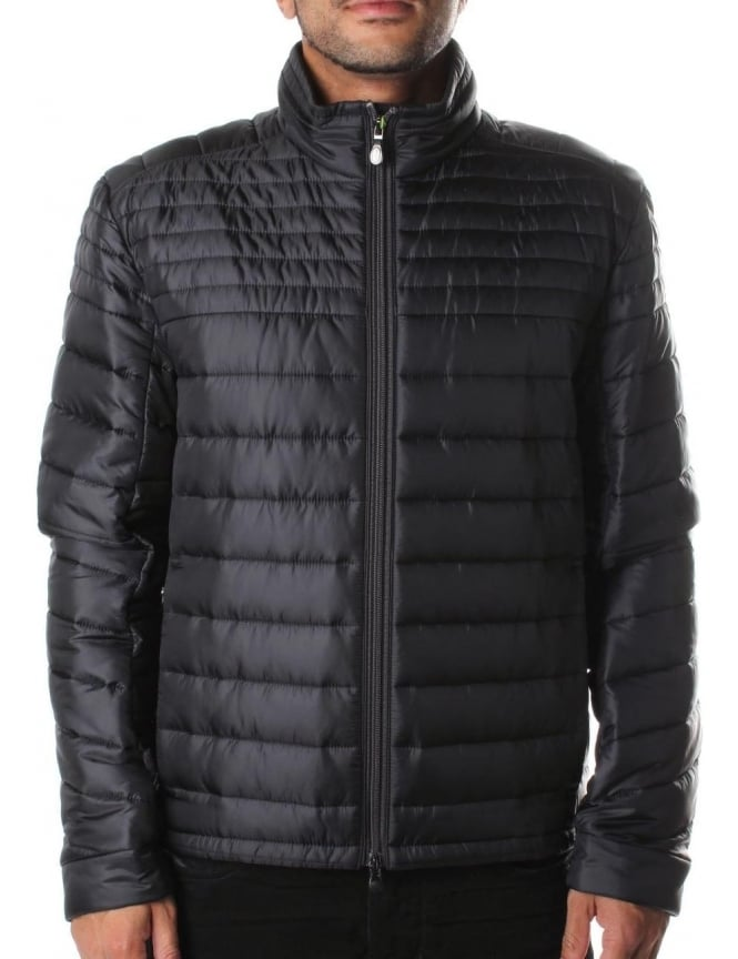 Boss Green Jeon Men's Lined Quilted Jacket
