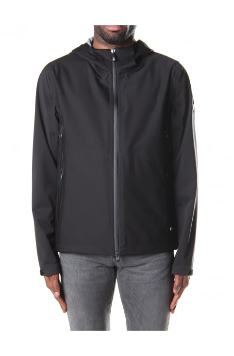 Men's Japple Zip Through Hooded Jacket