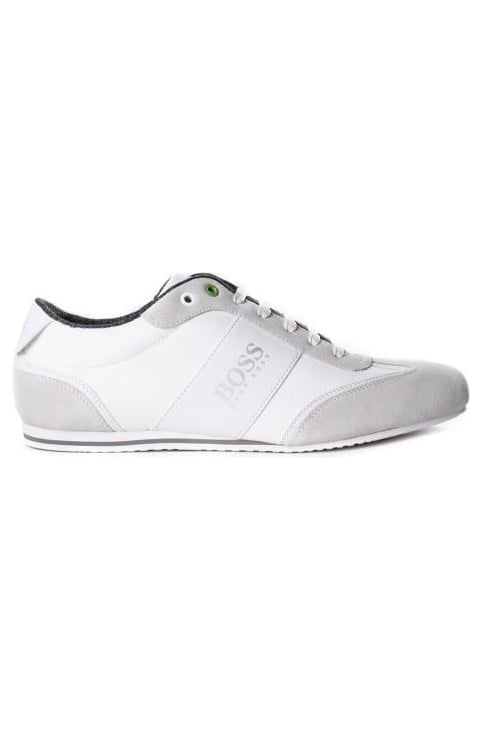 Men's Lighter Lowp CVC Trainer White