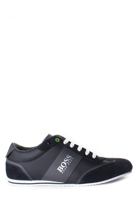 Men's Lighter Lowp CVC Trainer Dark Blue