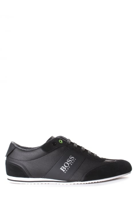 Men's Lighter Lowp CVC Trainer Black