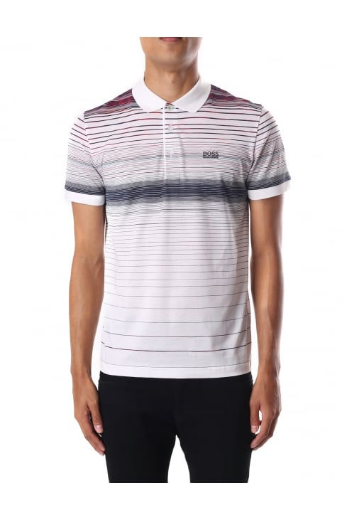 Men's Regular Fit Short Sleeve Polo Top