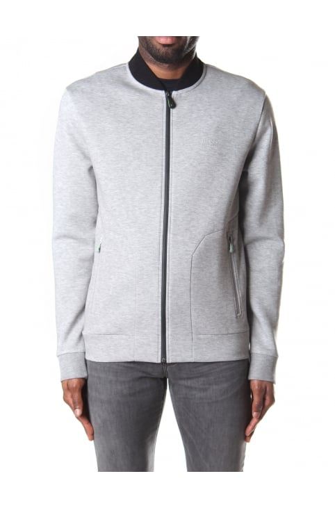 Men's Sariq Zip Through Sweat Top
