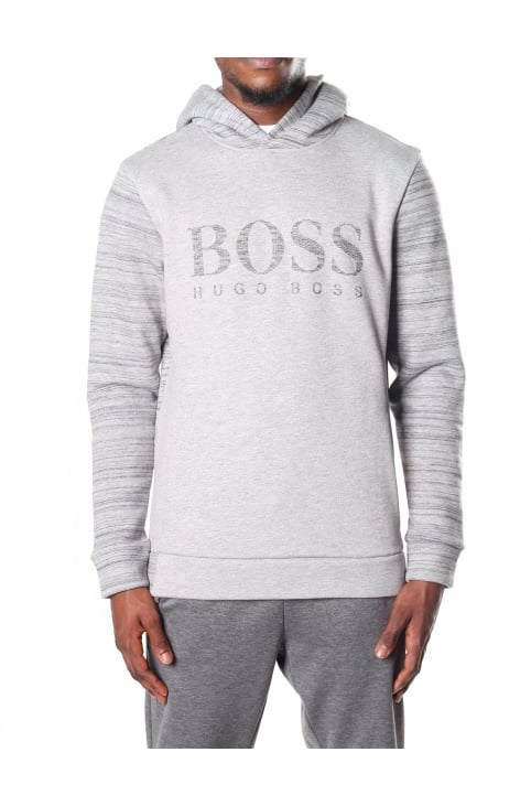 Men's Soody Pullover Hooded Sweat Top