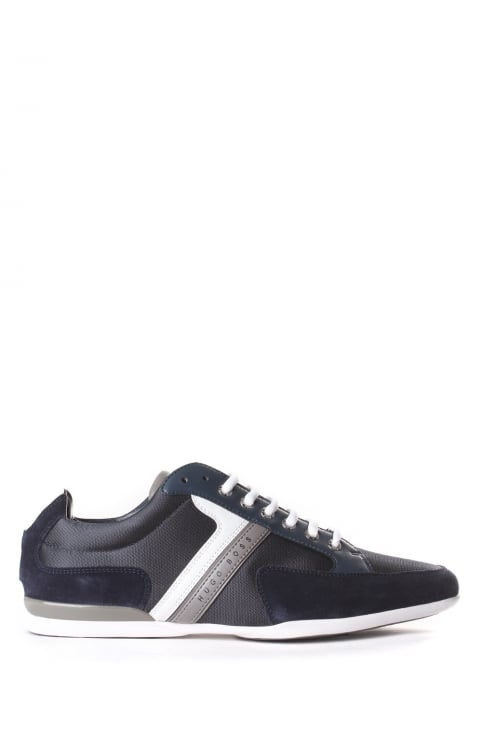 Men's Spacit Trainer Dark Blue