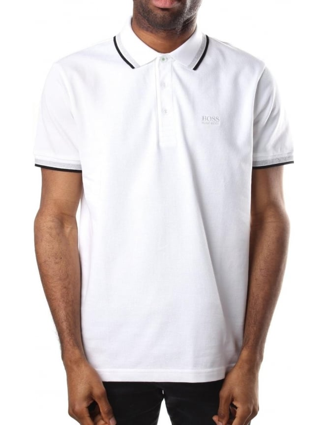 Boss Green Paddy Modern Fit Men's Polo Top