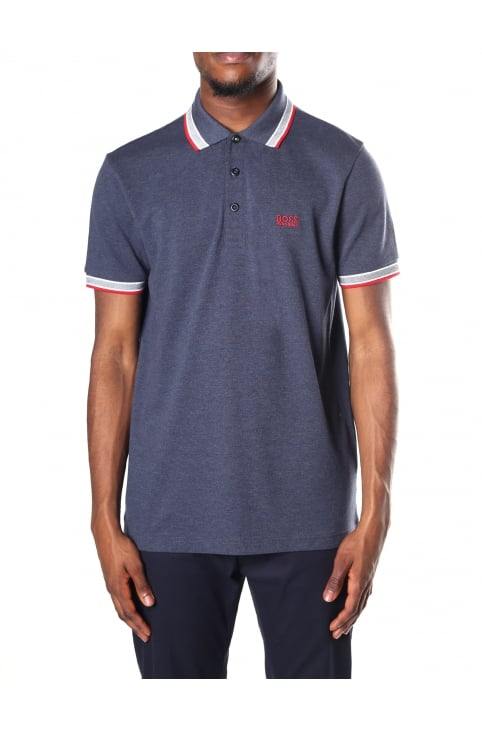 Paddy Short Sleeve Men's Polo Top