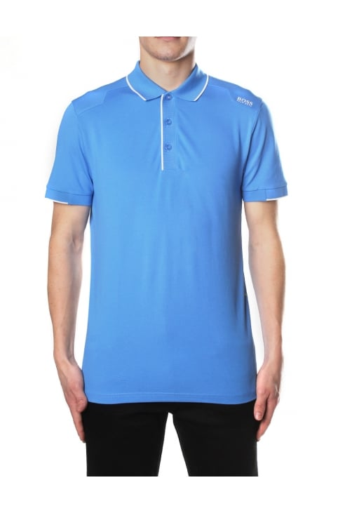 Paule 1 Slim Fit Men's Short Sleeve Polo Top