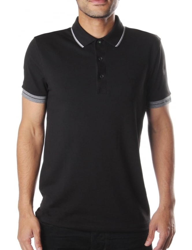 Boss Green Paule Men's Slim Fit Polo Top
