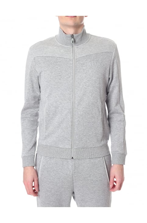 Skaz Men's Zip Through Sweat Top