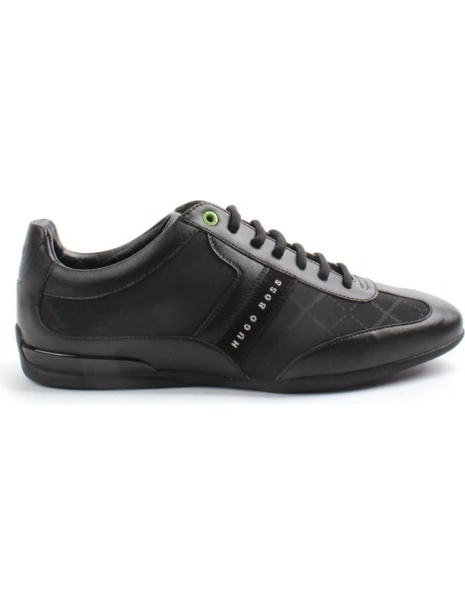 Boss Green Space Low Men's Lace Up Trainer