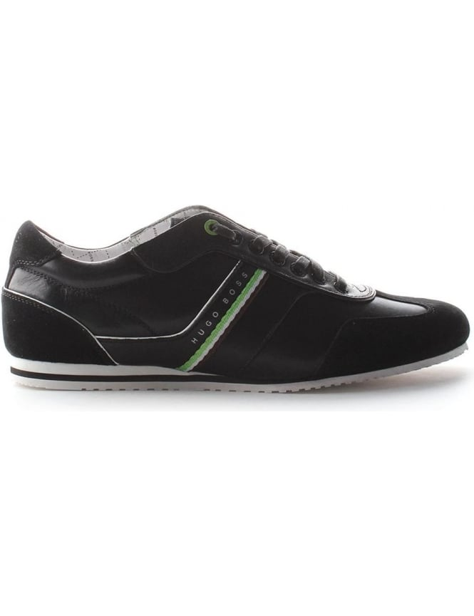 Boss Green Victoire Men's Suede Detail Trainers