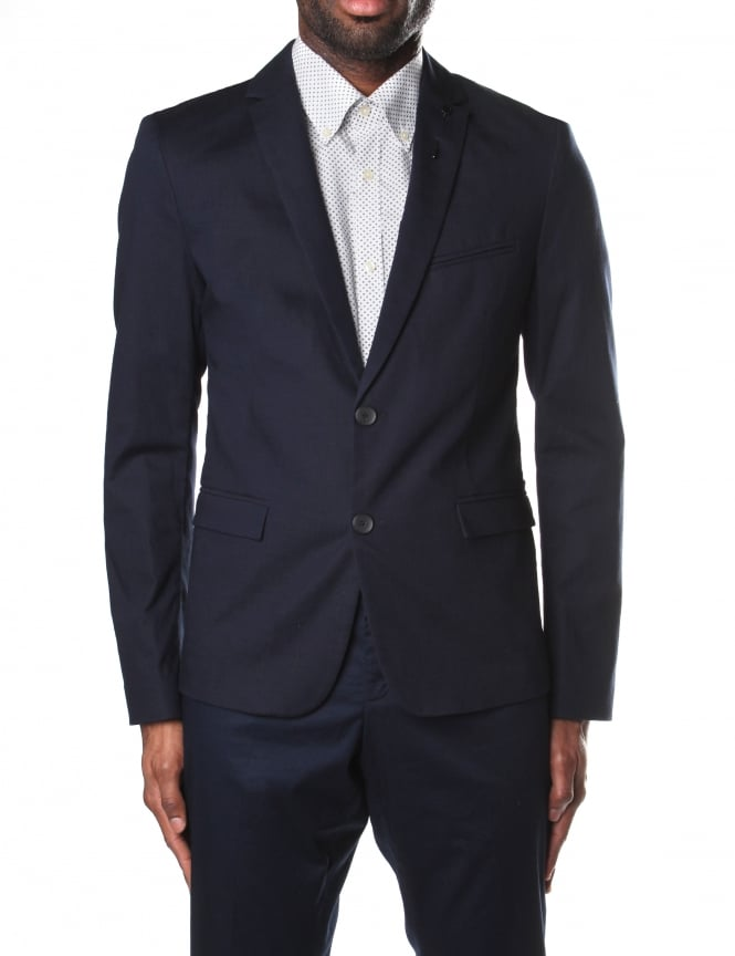 Boss Orange Benestretch 7 Tailored Slim Fit Men's Blazer