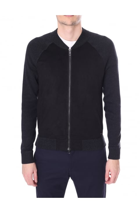 Men's Arbomer Zip Through Sweat Jacket