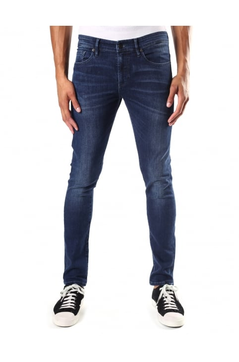 Men's Skinny Fit Orange72 Jean
