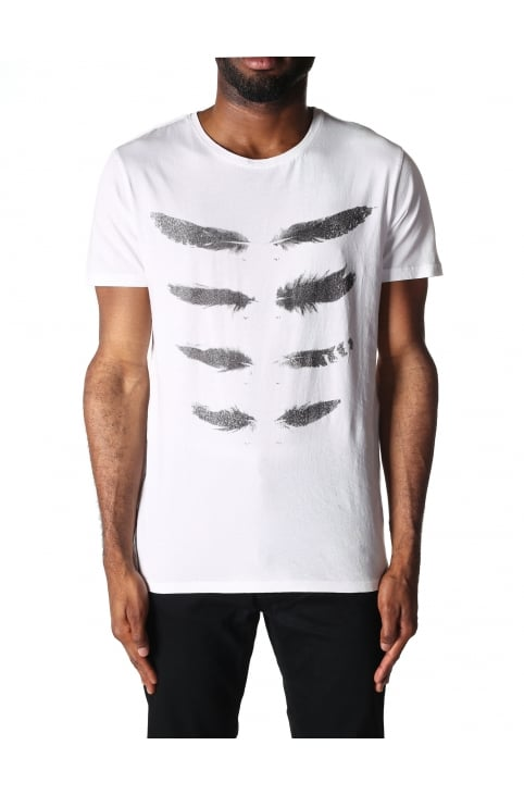 Men's Taboo 1 Regular Fit Crew Neck Short Sleeve Tee