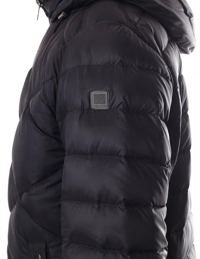 f0696e3413e8e Boss Orange Obaron Men s Quilted Regular Fit Jacket
