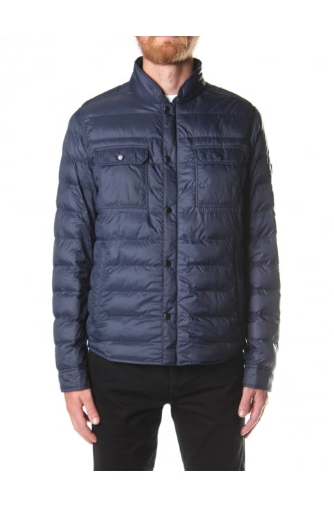 Orin Men's Nylon Puffer Jacket