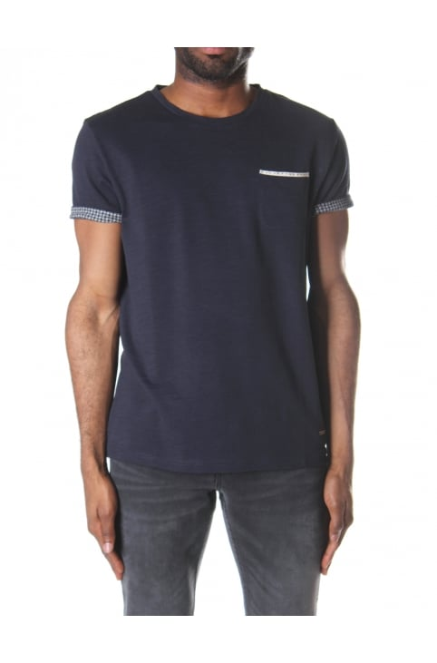 Tile Men's Pocket T-Shirt