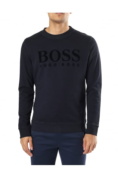 Wlan Men's Relaxed Fit Sweat Top