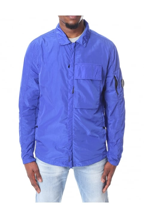 Men's Chrome Overshirt