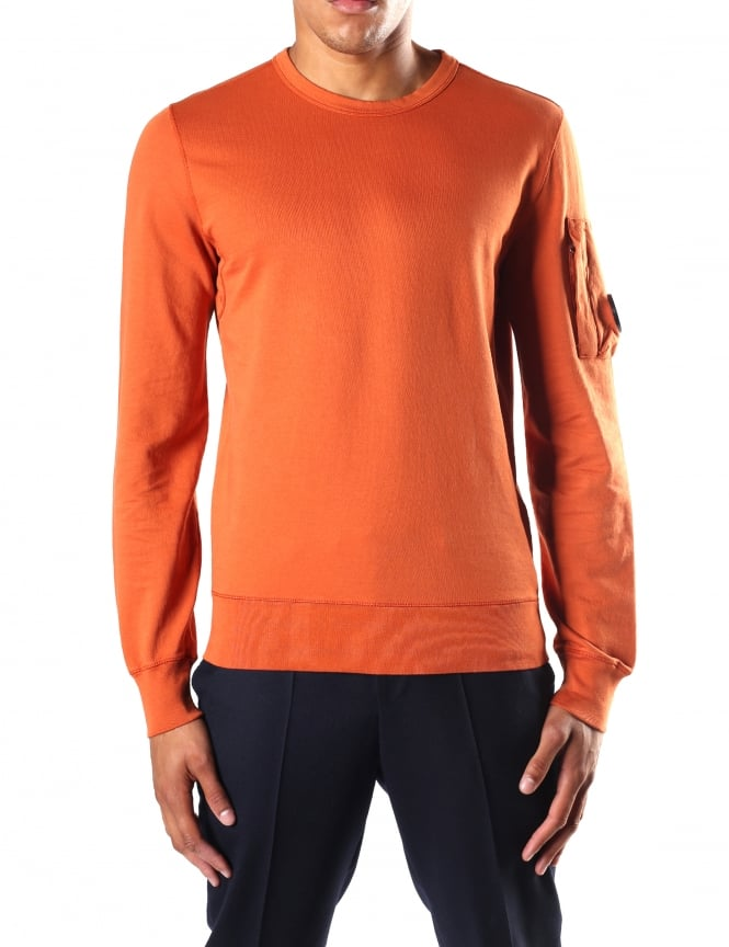 C.P. Company Men's Lens Detail Sweat Top