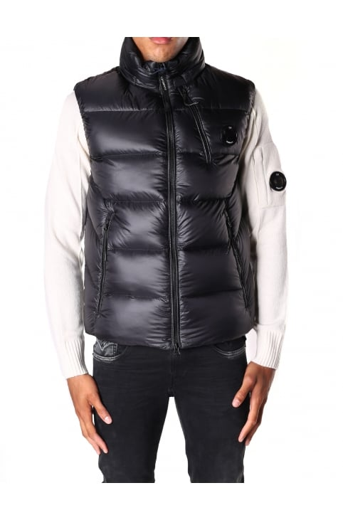 Men's Padded Lens Gilet