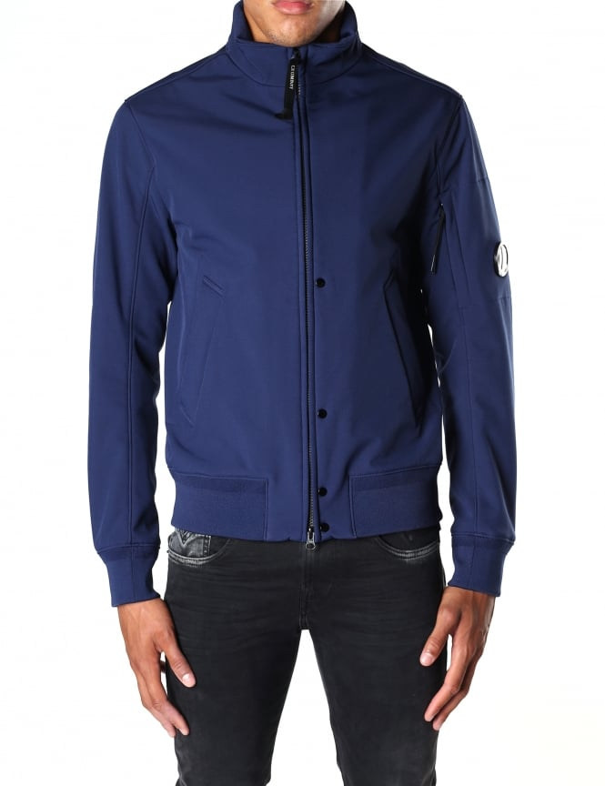 C.P. Company Men's Shell Sweatshirt Jacket