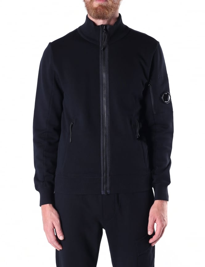 C.P. Company Men's Zip Through Sweat Jacket