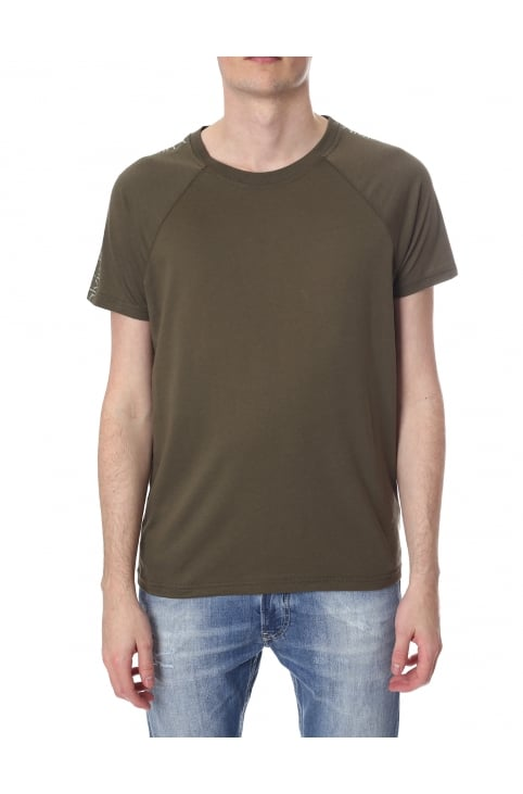 Men's Relaxed Crew Neck Tape Tee