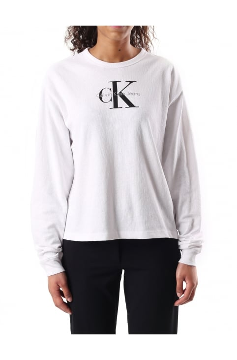 Men's T-Core Loose Fit Long Sleeve True Icon CK Tee