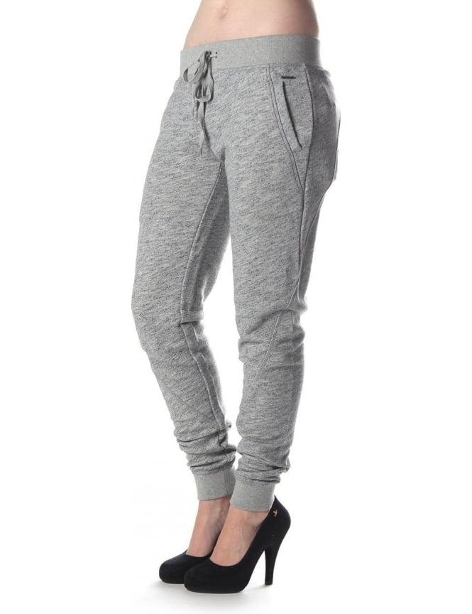 176f2d710f9 Calvin Klein Parrel Women s Sweat Pant Light Grey