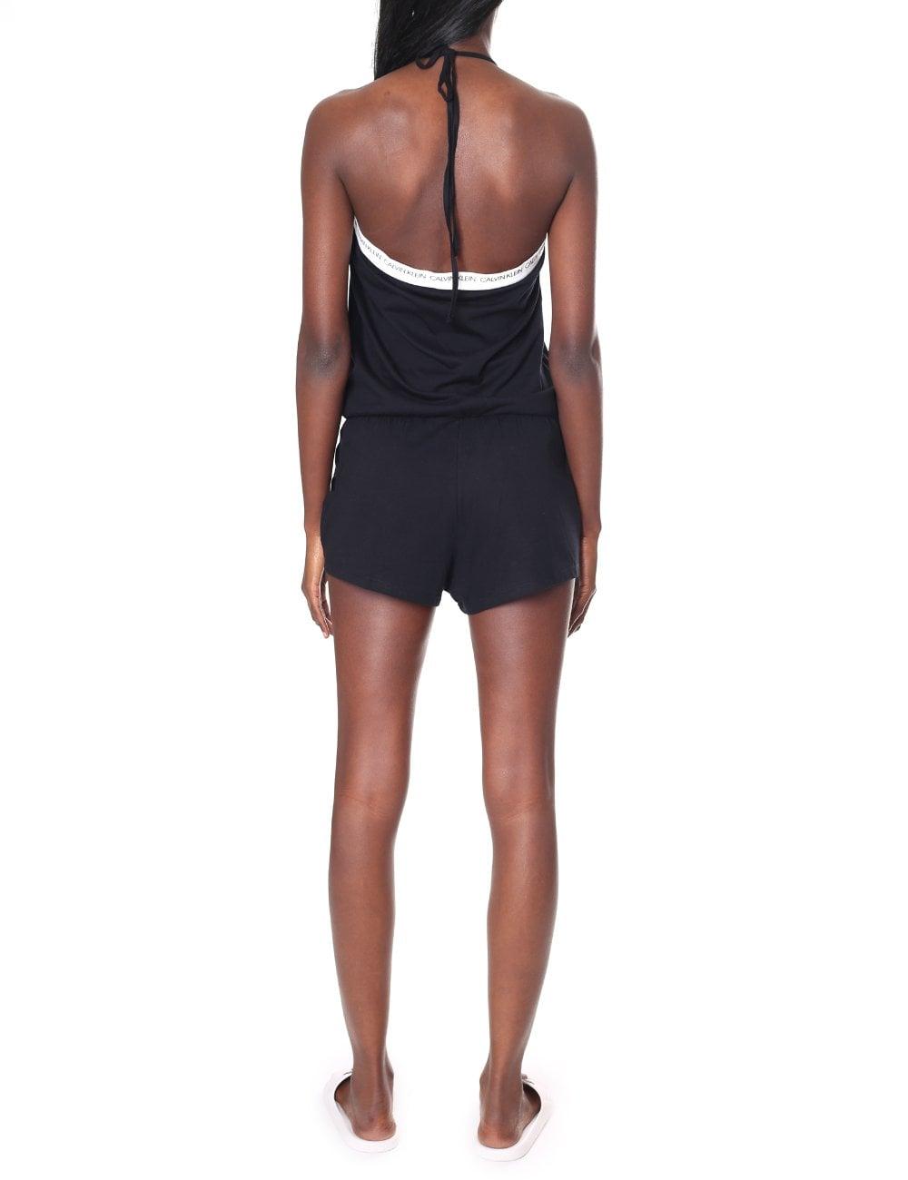 a87d2d66ca5e Calvin Klein Women s Bandeau Romper