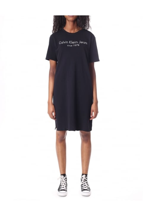 Women's Doon-2 Short Sleeve Sweat Dress