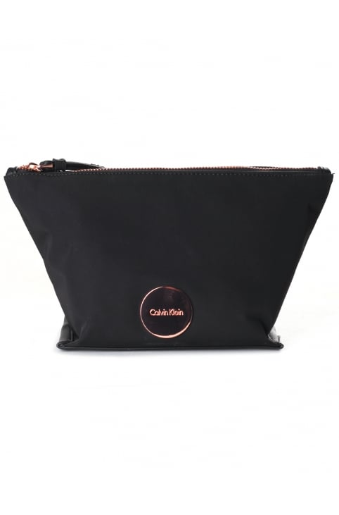 Women's Edith Cosmetic Bag Black