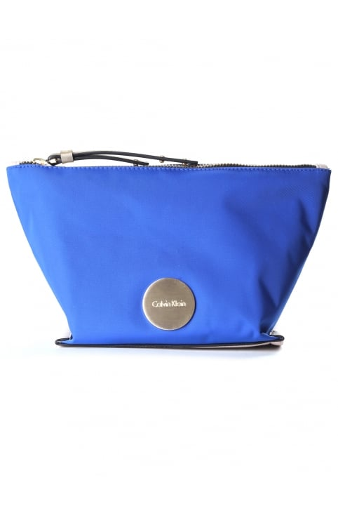 Women's Edith Cosmetic Bag Dazzling Blue