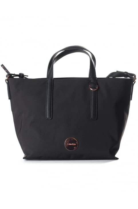 Women's Edith Small Tote Bag Black
