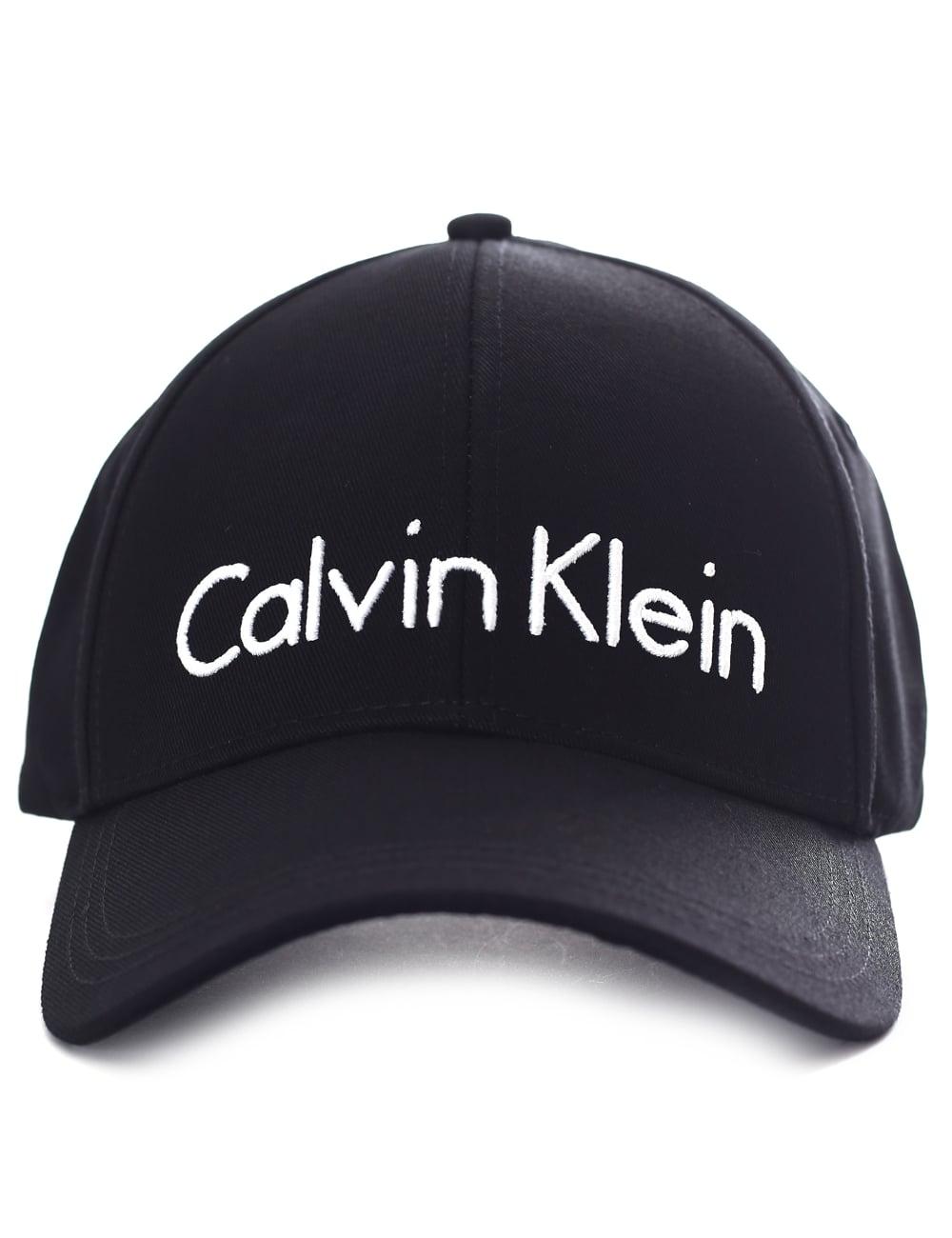 Calvin Klein Women s Logo Baseball Cap 3c8ae96eaf5