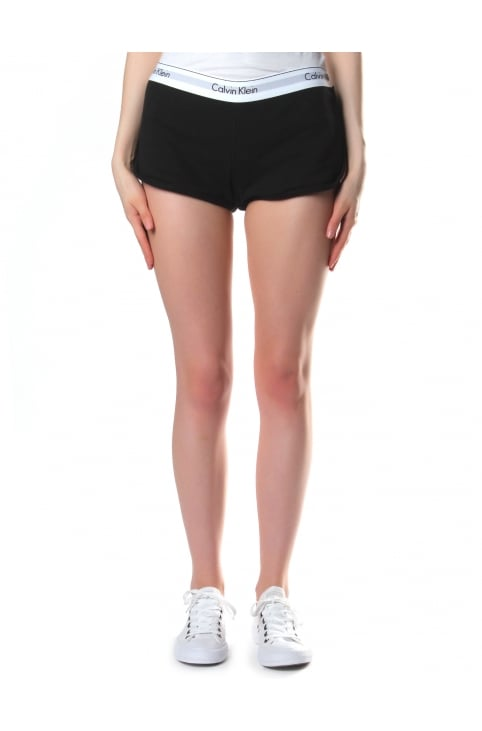 Women's Logo Waistband Sweat Shorts