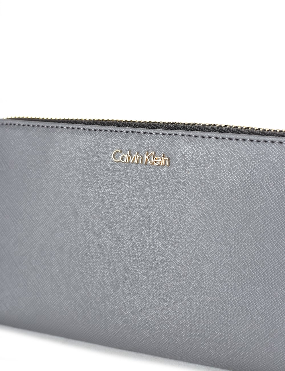 NEW CALVIN KLEIN LARGE Women  s Belt Brown Synth. Leather LOGO CK ... b923f15a8a7