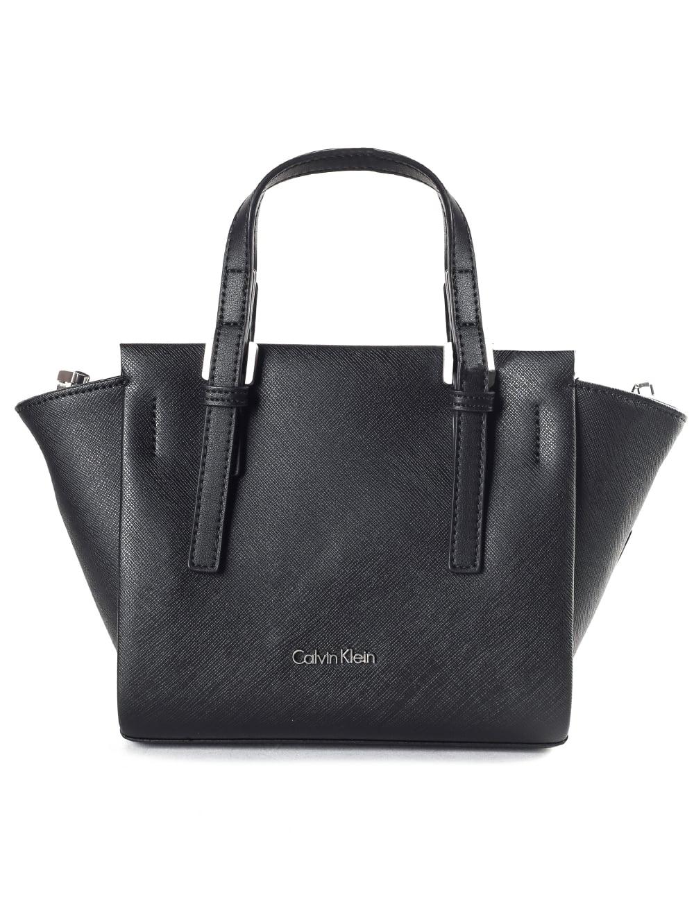 Calvin Klein Women s Marissa Mini Tote Bag Black e0ea422024
