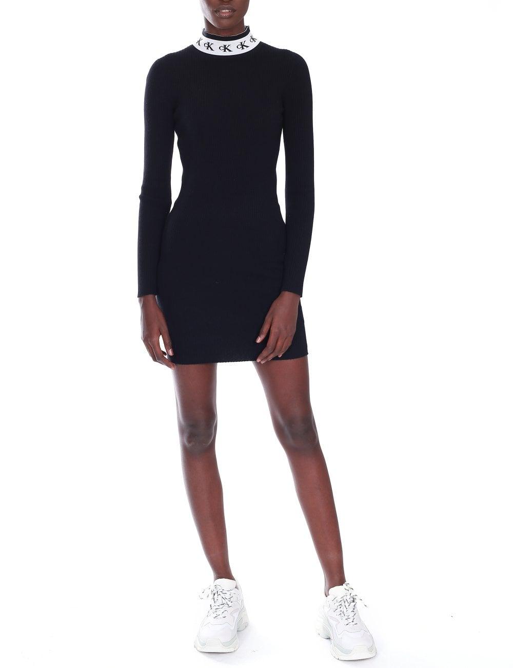 Womens Dresses Calvin Klein Monogram