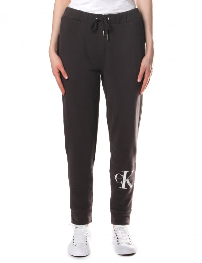 Calvin Klein Women's Phord True Icon Logo Sweatpants