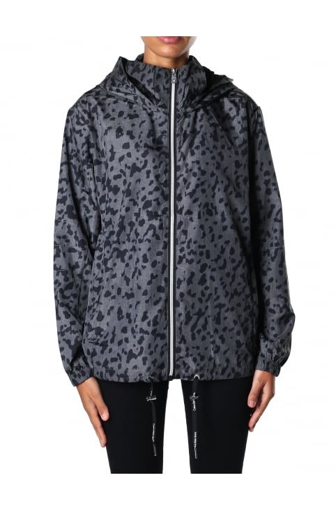 Women's Printed Mac Jacket