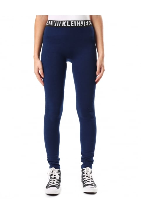 Women's Seamless Knit Leggings