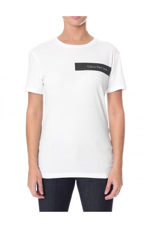 Women's Tanya-42 Panel Logo Short Sleeve Tee
