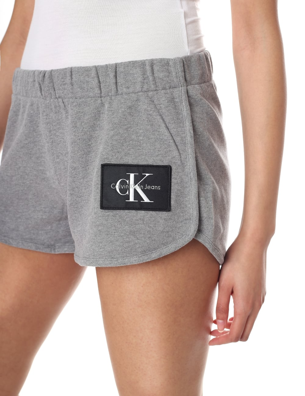 d17f251796f4 Calvin Klein Women s True Icon CK Badge Short